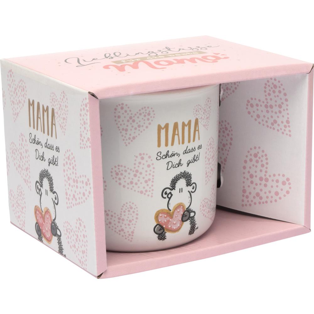 Tasse in Geschenkbox Mama